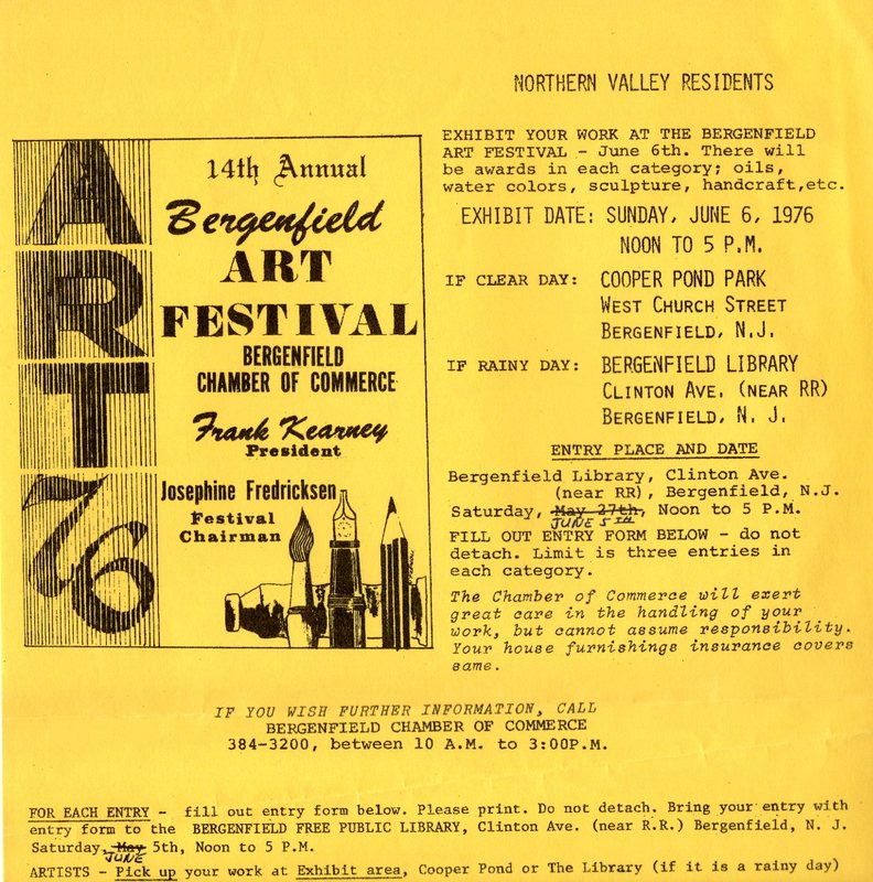 14th Annual Bergenfield Art Festival entry form  Top.jpg
