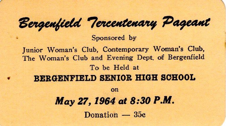 Bergenfield Tercentenary Pageant Ticket.jpg
