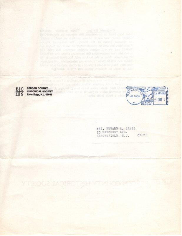 Bergen County Historical Society Newsletter July 1970 P5.jpg