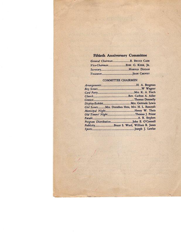 Old Timers Night Program Back Cover  1944.jpg