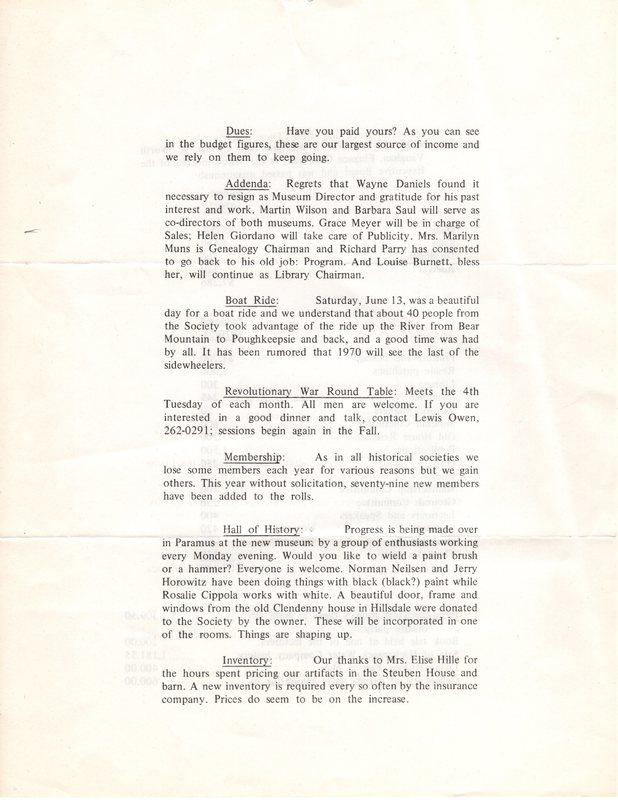 Bergen County Historical Society Newsletter July 1970 P3.jpg