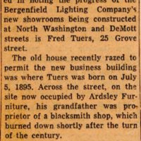 Newspaper Clipping Times Review November 1 1962 Borough History Fan Notes Changing Scene.jpg