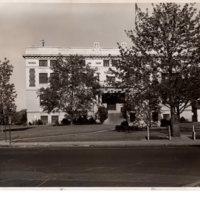 Black and white photograph 8 x 10 Borough Hall exterior.jpg