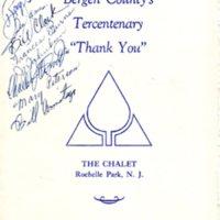 Bergen County's Tercentenary Thank You Program Signed 1.jpg