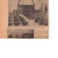 Bergenfield Boro Hall Open Today to Public newspaper clipping The Sunday Sun Nov 28 1956 P1 top.jpg