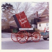 The History of Bergenfield Book Float.jpg
