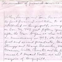 75th Special Edition Valley Savings and Loans handwritten notes p1 of 2 top half.jpg