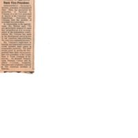 Colman is Appointed Vice President newspaper clipping Twin Boro News May 31 1967.jpg