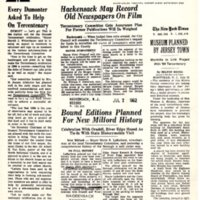 New Jersey Tercentenary Commission Newspaper Articles.jpg
