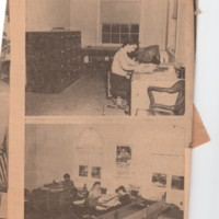 Renovations at Bergenfield Borough Hall Give It That Big City Look newspaper clipping Times Review Oct 25 1956 P1 top.jpg