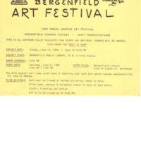 22nd Annual Amateur Art Festival application June 10 1984 P1 top.jpg
