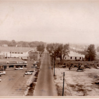 Woodbine Avenue looking North from New Bridge Road.PNG