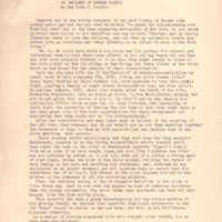 An Incident of Bergen County by Rev John D Voorhis Papers and Proceedings 1914 1915 No 10 Bergen County Historical Society P1.jpg