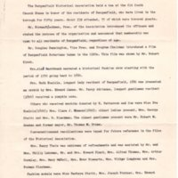 Bergenfield Historical Association Tea to Honor 50 Year Residents press release Oct 24 1964.jpg