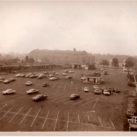 Shopping Mall Grand Union S Washington and Liberty Road Teaneck Armory in Background.PNG