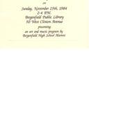 10th Annual Reception BHS Alumni invitation Nov 25 1984.jpg
