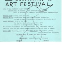 20th Annual Bergenfield Art Exhibition application June 13 1982 P1 top.jpg