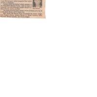 Art Festival Held Despite Rain newspaper clipping 1981.jpg