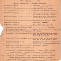 Old Timers Night Committee Typewritten Draft of Program.jpg