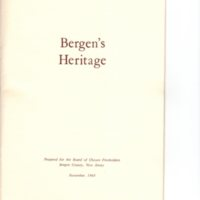 Bergen s Heritage published by the Bergen County Board of Freeholders 1968 P2.jpg