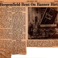 Bergenfield Bent on Banner Birthday newspaper clipping The Sunday Post Sept 21 1969.jpg