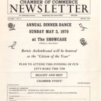Chamber of Commerce Newsletter Spring 1970 p1.jpg