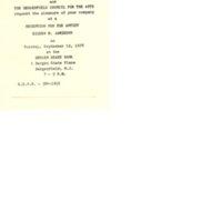 Invitation to reception for Eileen Jamieson Bergen State Bank Sept 12 1978.jpg
