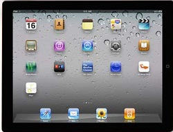 Borrow an iPad for in-Library Use