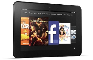 Borrow a basic Kindle or Kindle Fire