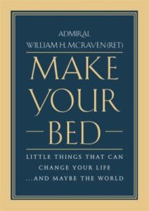 McRaven Make Your Bed